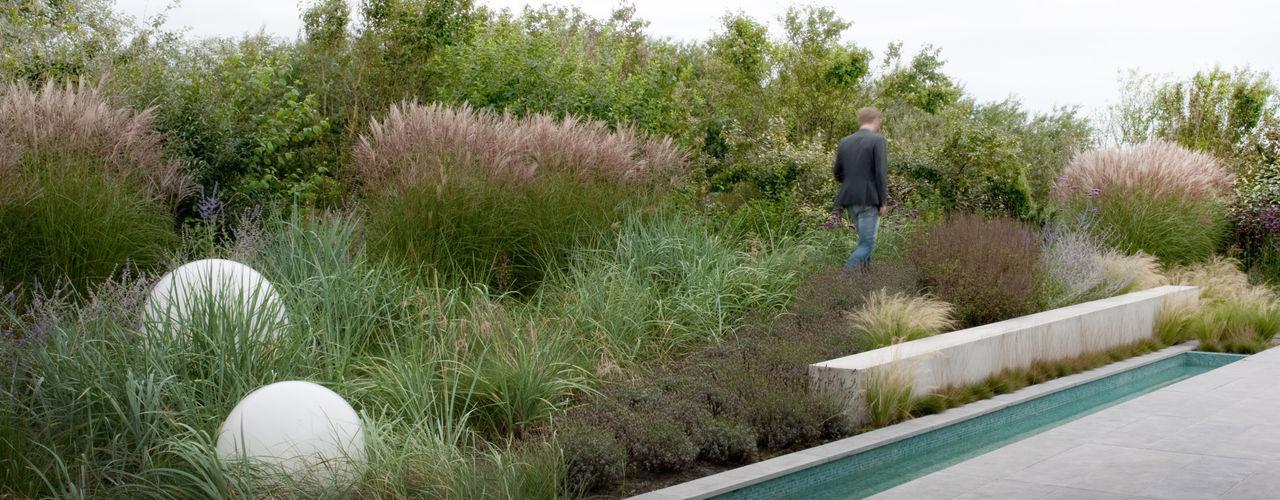 Duintuin Katwijk Andrew van Egmond (ontwerp van tuin en landschap) Moderne tuinen