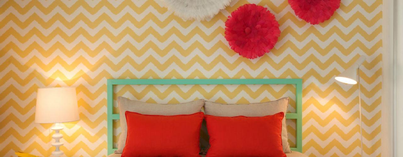 Ana Rita Soares- Design de Interiores Kamar Tidur Modern