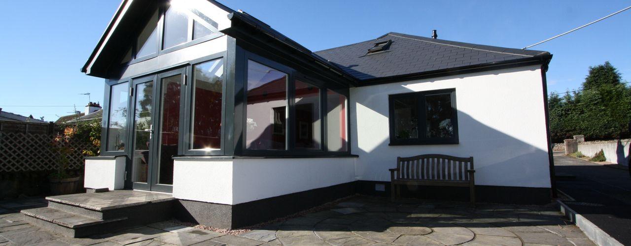 Diack House Fiddes Architects Modern houses