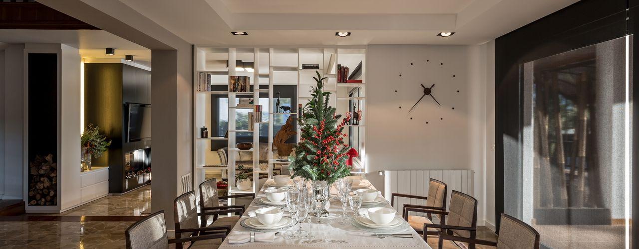 Laura Yerpes Estudio de Interiorismo Dining roomTables