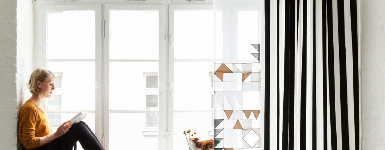 unikatessen Berlin Windows & doors Curtains & drapes