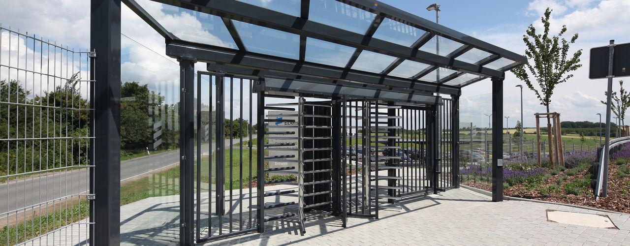 ZABAG Security Engineering GmbH Office buildings