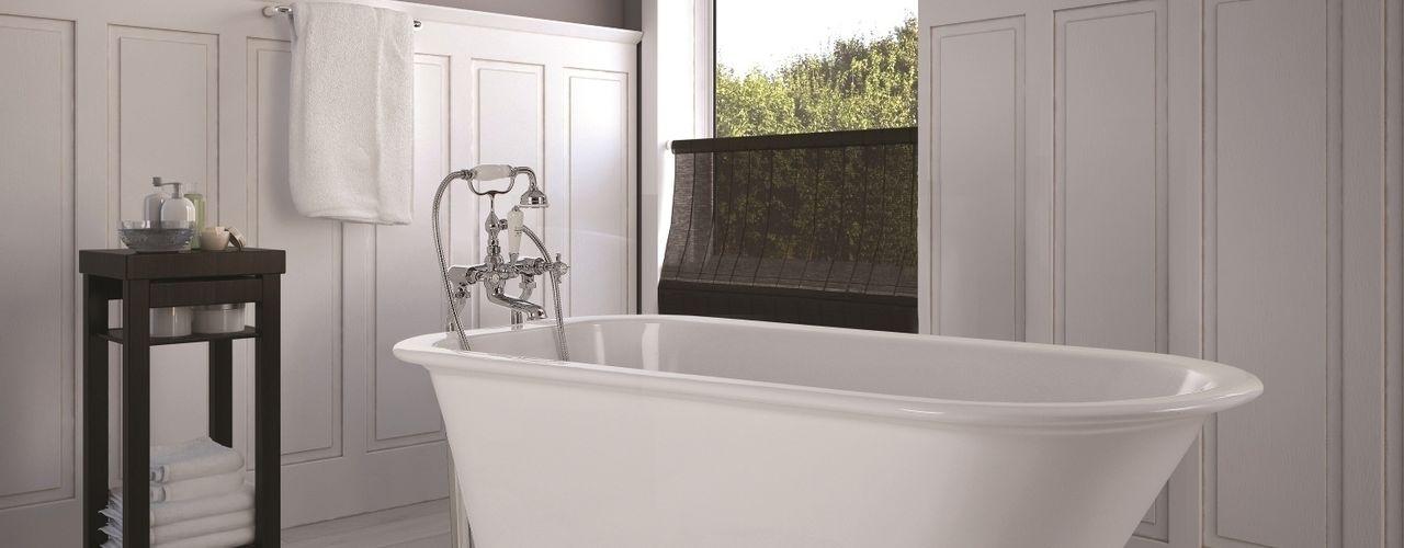 The Fitzroy Bath BC Designs BathroomBathtubs & showers