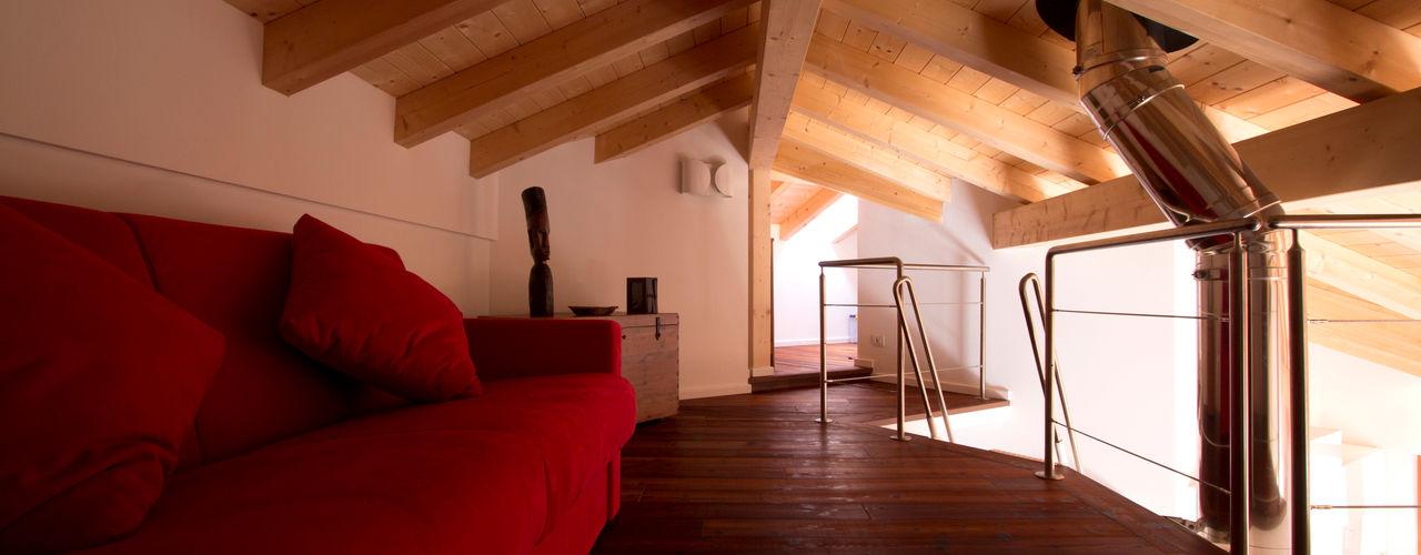 casa DRV medeaa Marchetti e De Luca Architetti Associati Studio moderno