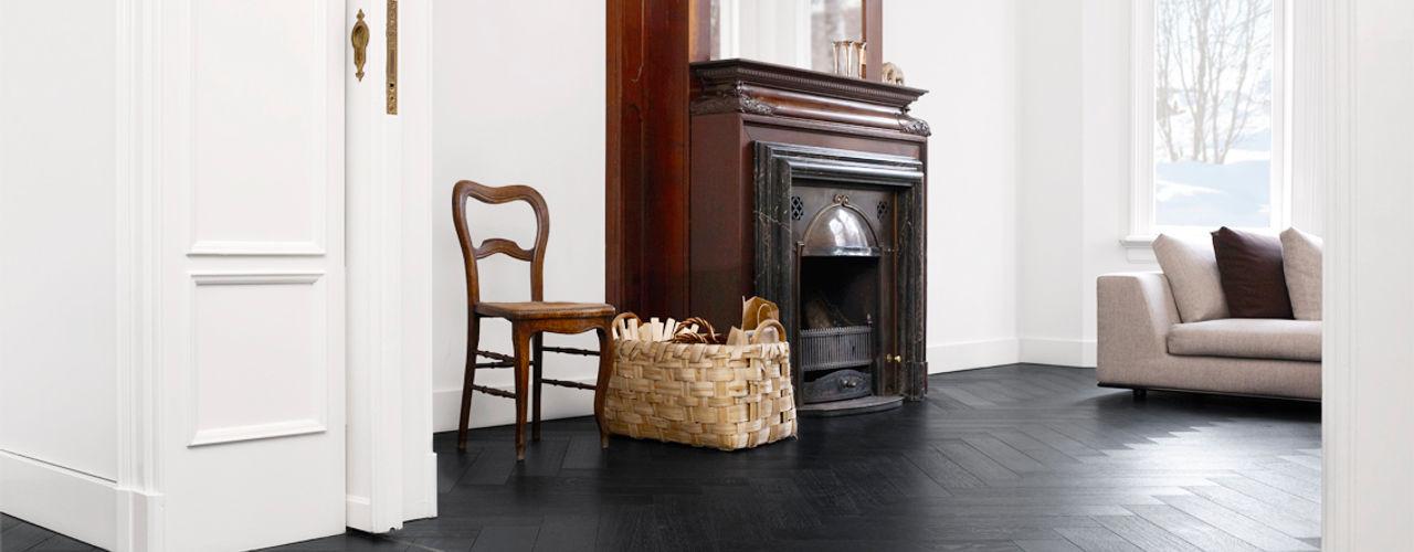 Nobel flooring Paredes y suelos de estilo moderno