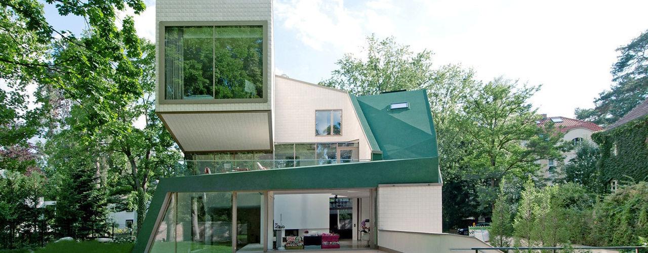 HS Architekten BDA Modern houses