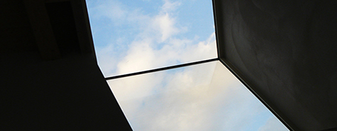 Clorofilla Dittongo architetti Finestre & Porte in stile moderno