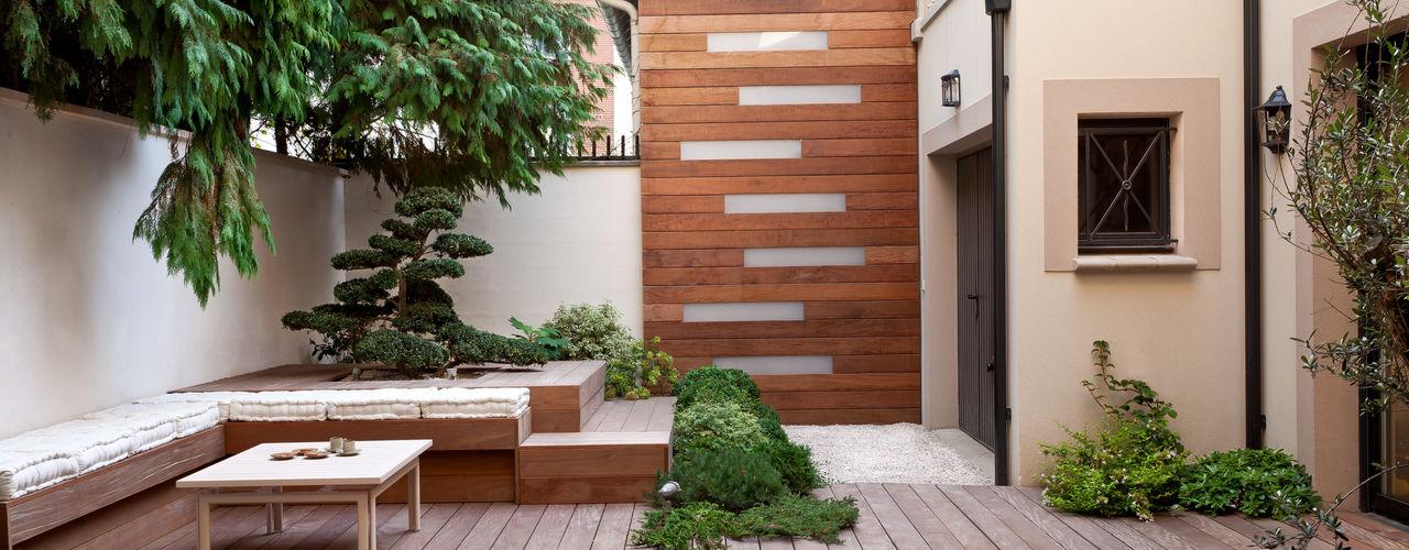 AD Concept Gardens Vườn phong cách hiện đại