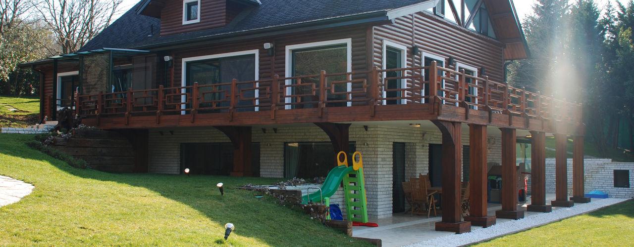 NM Mimarlık Danışmanlık İnşaat Turizm San. ve Dış Tic. Ltd. Şti. Casas de estilo rural