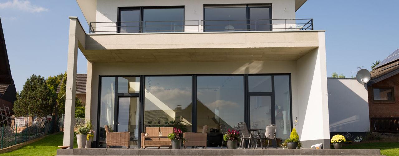 STRICK Architekten + Ingenieure Modern Evler