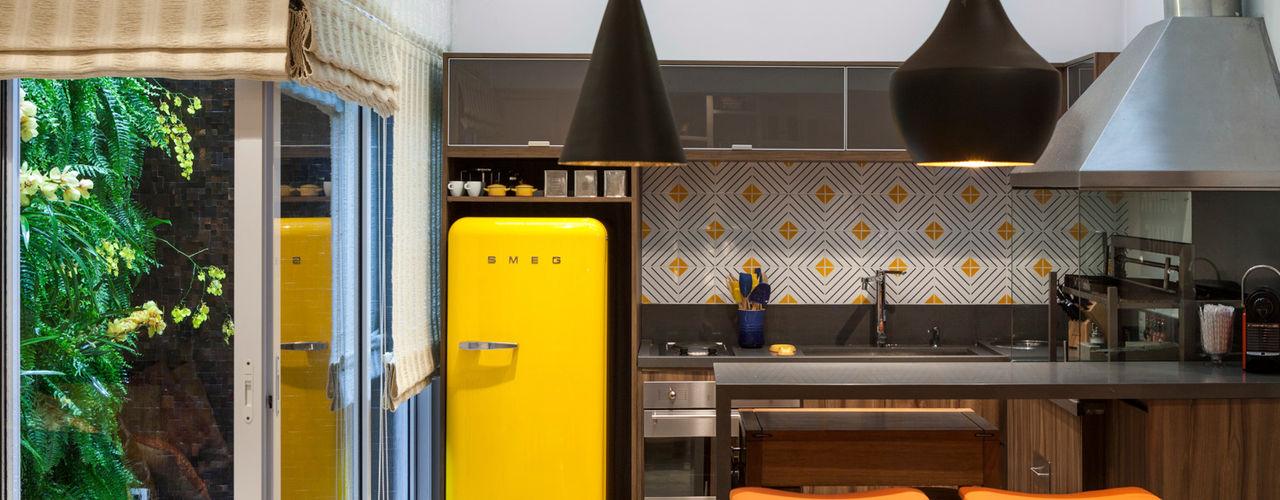 _IN Panamby ARQ_IN Cozinhas modernas