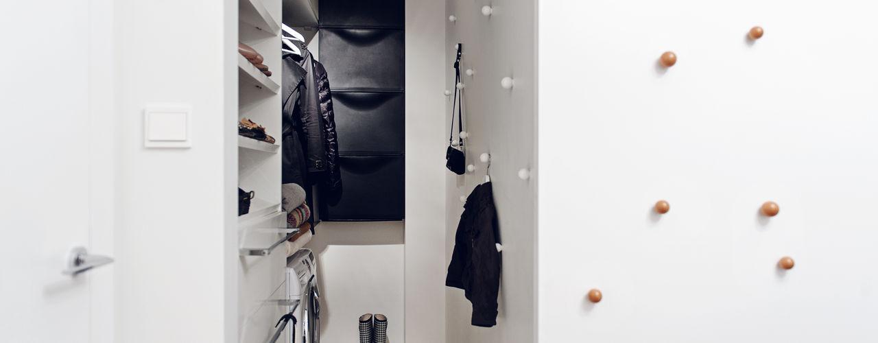 formativ. indywidualne projekty wnętrz Closets modernos