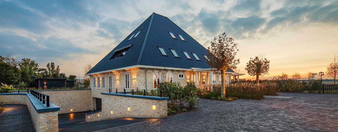Decoussemaecker Interieurs Country style house