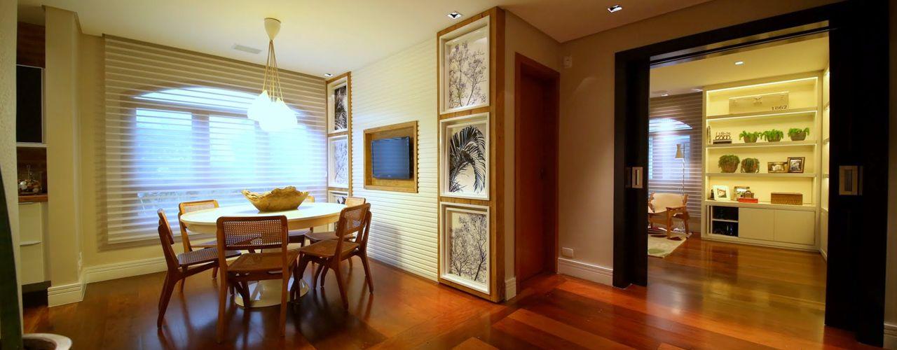 MeyerCortez arquitetura & design Modern dining room
