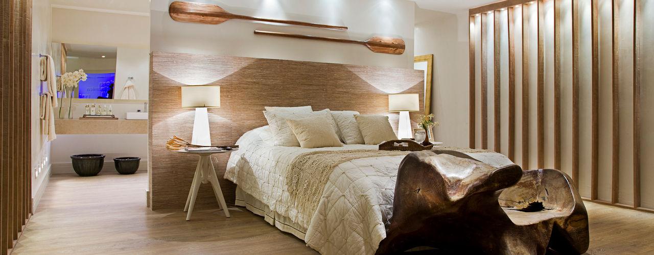 Tweedie+Pasquali Dormitorios tropicales