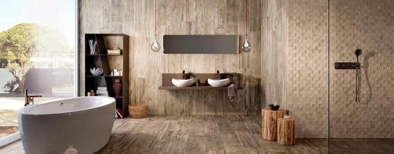 Badkamer & Tegels magazine Asian style bathroom