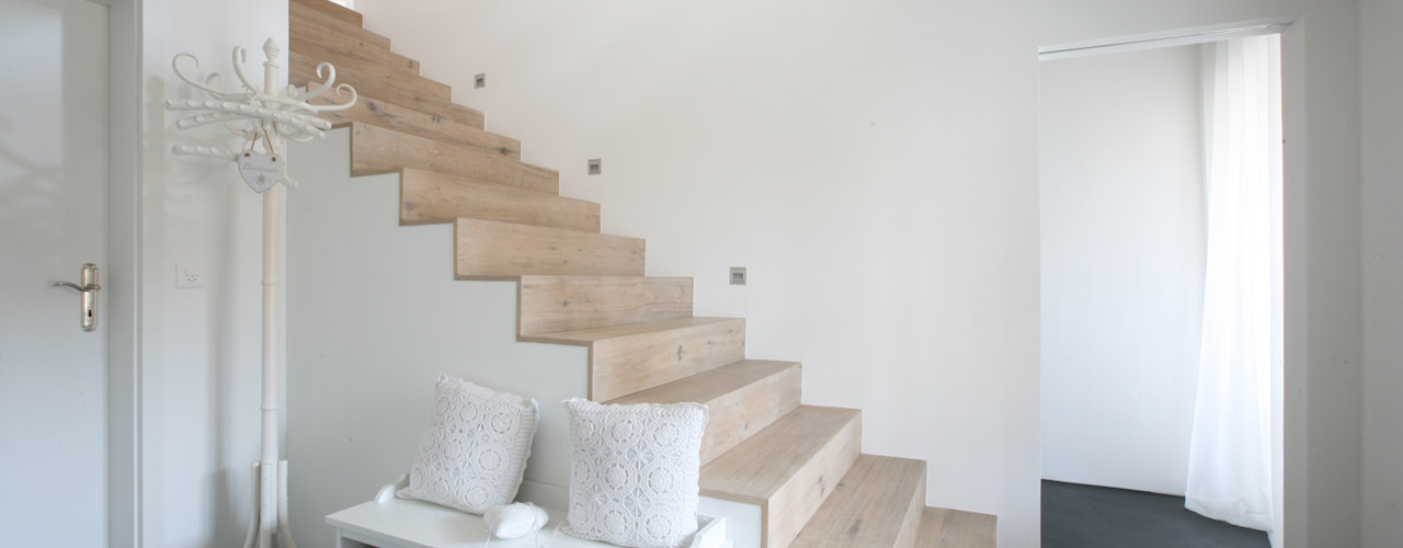 skizzenROLLE Landelijke gangen, hallen & trappenhuizen