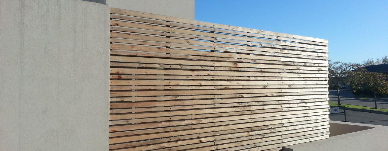 estudio|44 Modern garden Wood