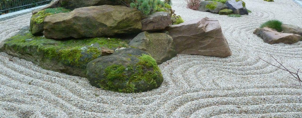 Gärten für die Seele - Harald Lebender Jardines de estilo asiático