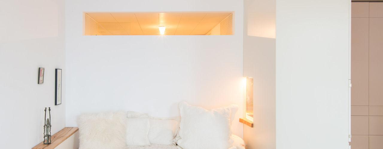 Die Wohnung W und die Bergbuche vom Sonntagshorn Holzgeschichten Moderne Schlafzimmer