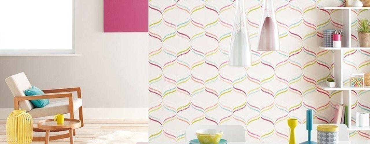 Tapeten in Pastelltönen machen Lust auf Frühling! TapetenStudio.de Wände & BodenTapeten