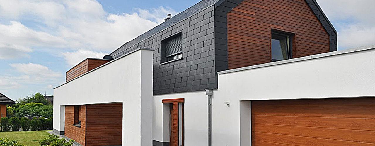 STRUKTURA Łukasz Lewandowski Moderne Häuser