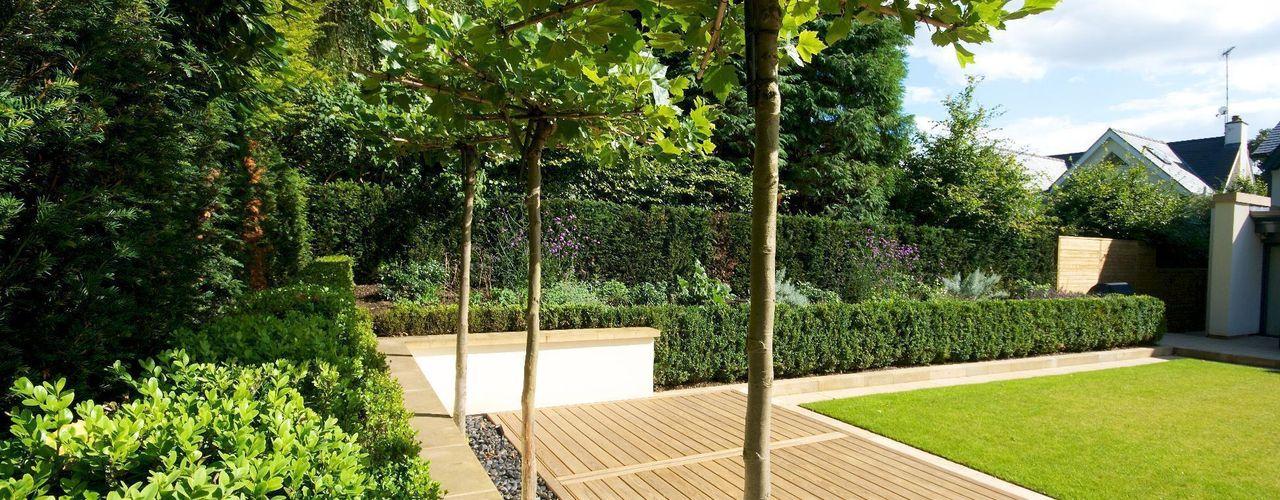 Family Garden, Cheshire Barnes Walker Ltd