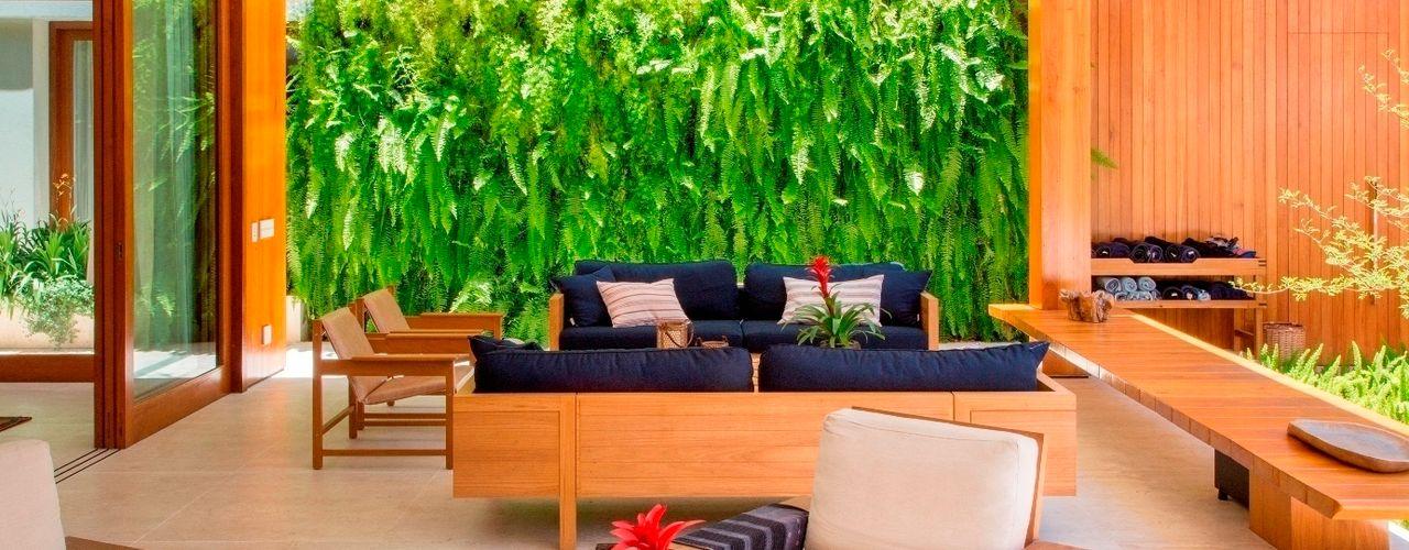JPA Leblon Landscape Paisagismo Jardins tropicais