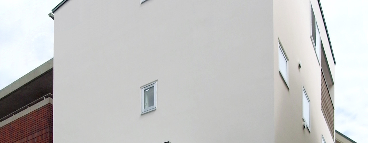 ENCLOSE 充総合計画 一級建築士事務所 モダンな 家
