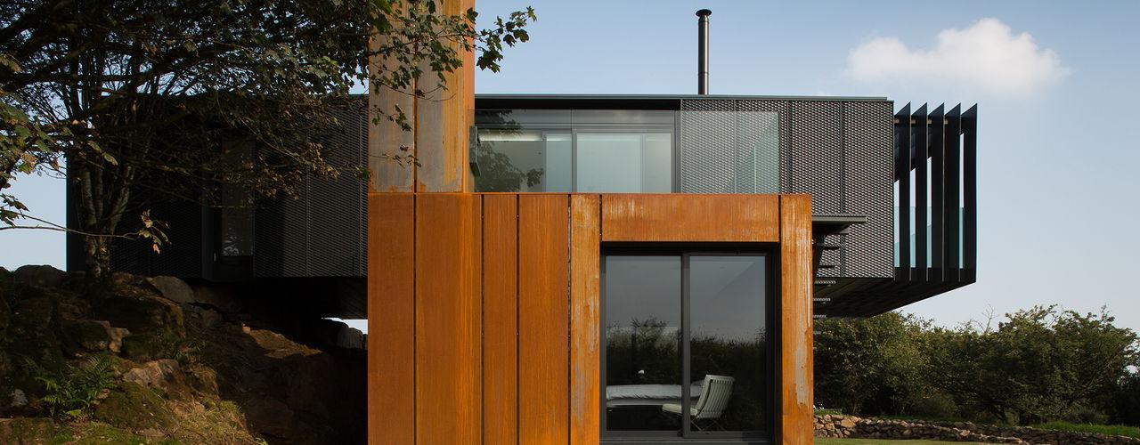 Grillagh Water Patrick Bradley Architects Casas de estilo moderno