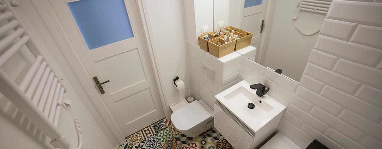 Och_Ach_Concept Scandinavian style bathroom