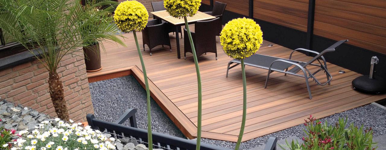 Deck-linéa Taman Modern