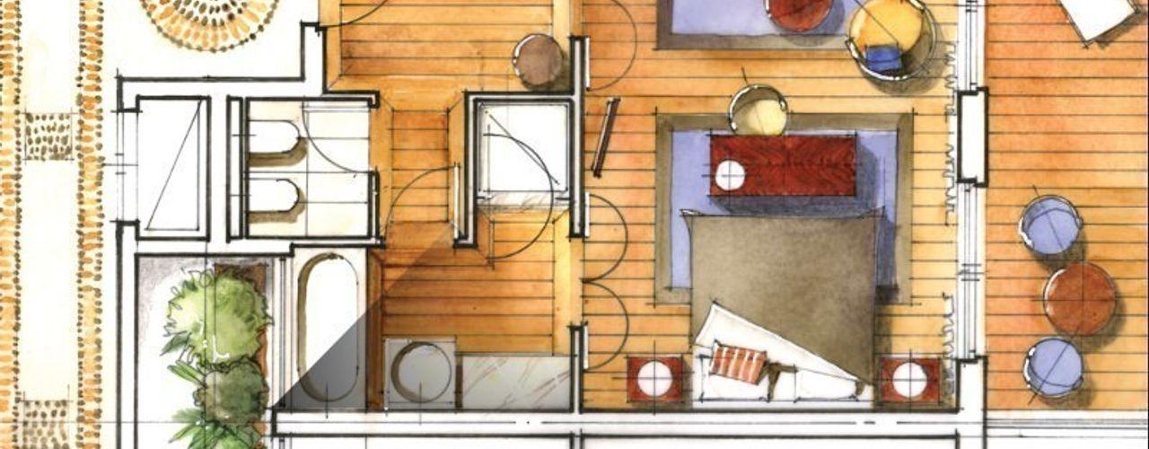 Plans Complexe résidentiel de vacances à Marrakech Groupe H Hôtels méditerranéens