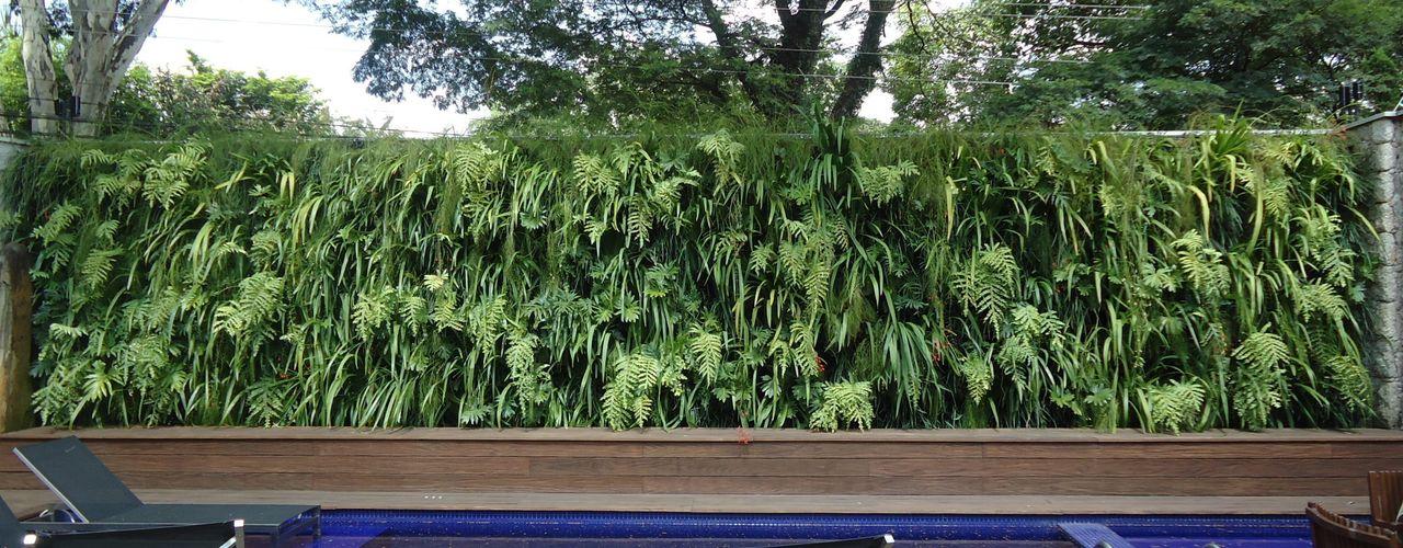 Quadro Vivo Urban Garden Roof & Vertical Pool