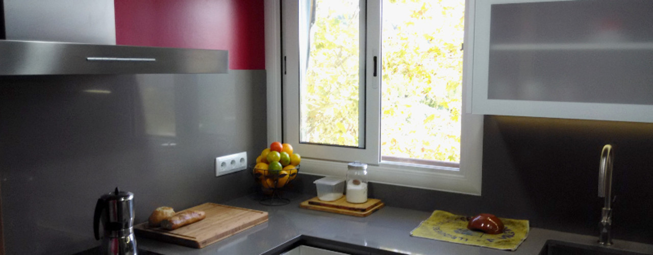 femcuines Dapur Modern