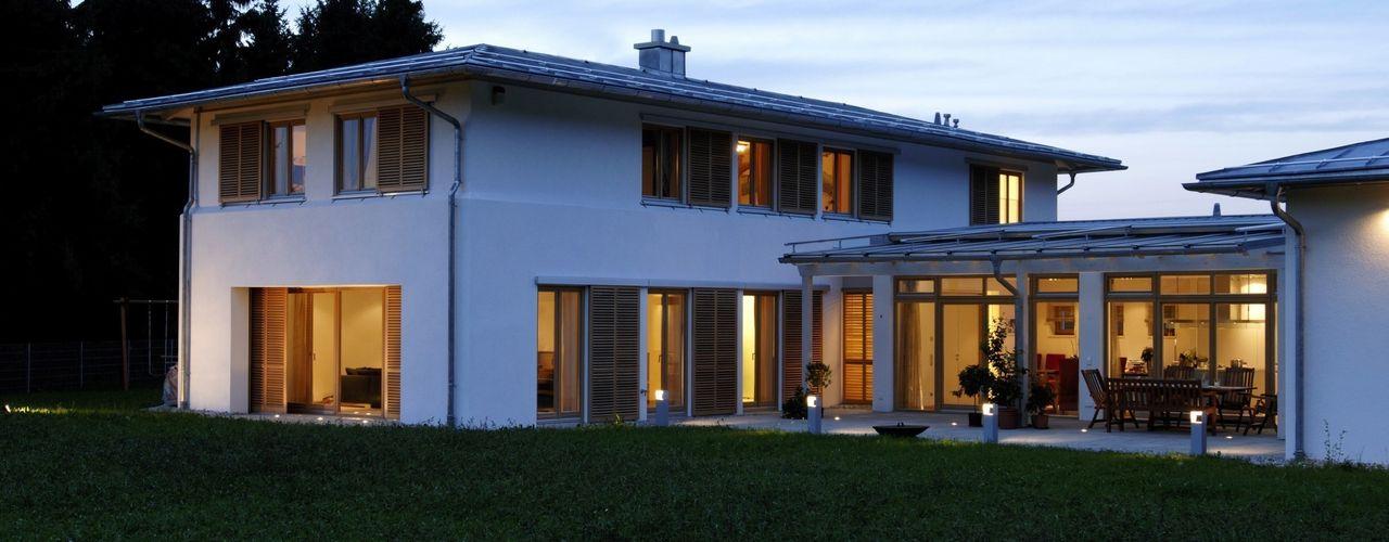 Einfamilienhaus Trostberg Architekt Namberger Einfamilienhaus