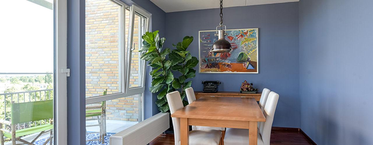 Aileen Martinia interior design - Amsterdam Comedores de estilo tropical