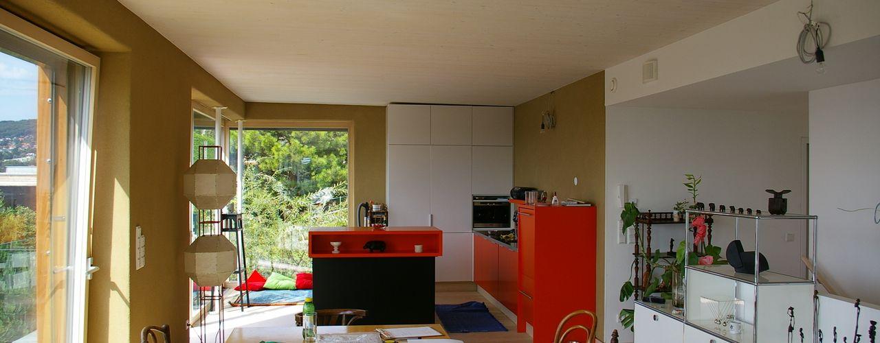 Architekturbüro Reinberg ZT GmbH Modern kitchen
