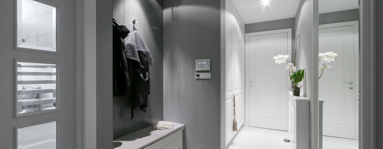 3deko Moderner Flur, Diele & Treppenhaus