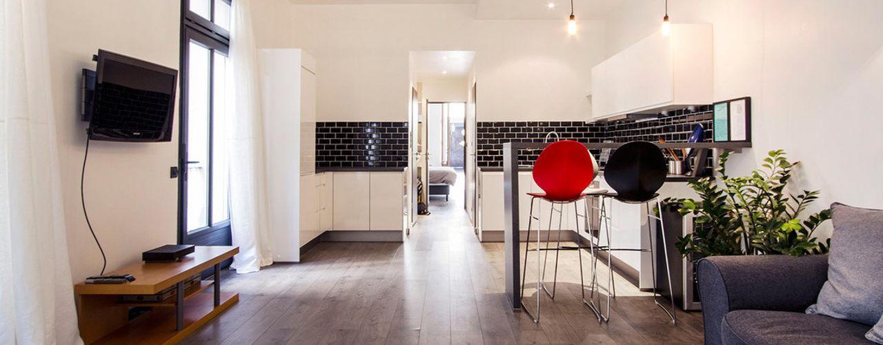 Appartement Paris VIII Unlimited Design Lab