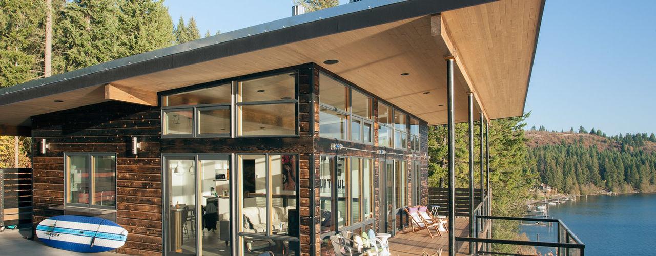 Camp Hammer Uptic Studios Rumah Modern