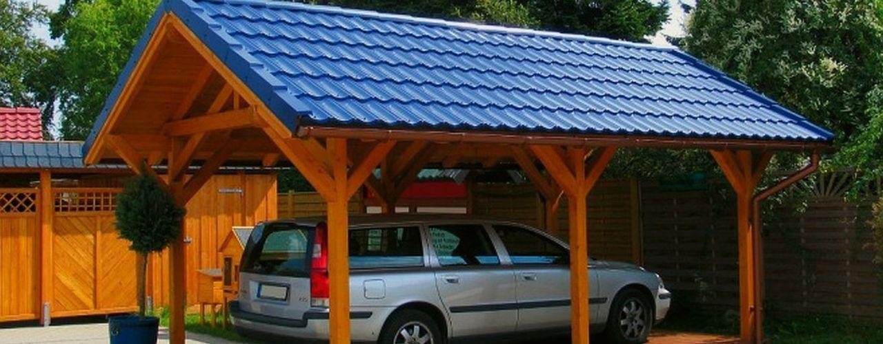 Ogrodolandia Prefabricated Garage