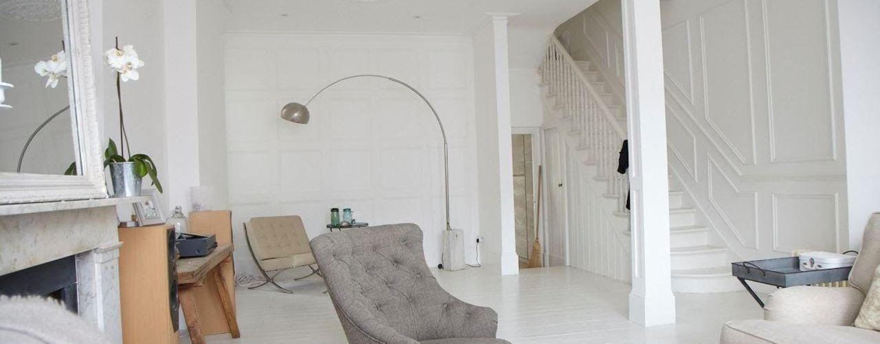 Rear Extension Oakman Modern living room
