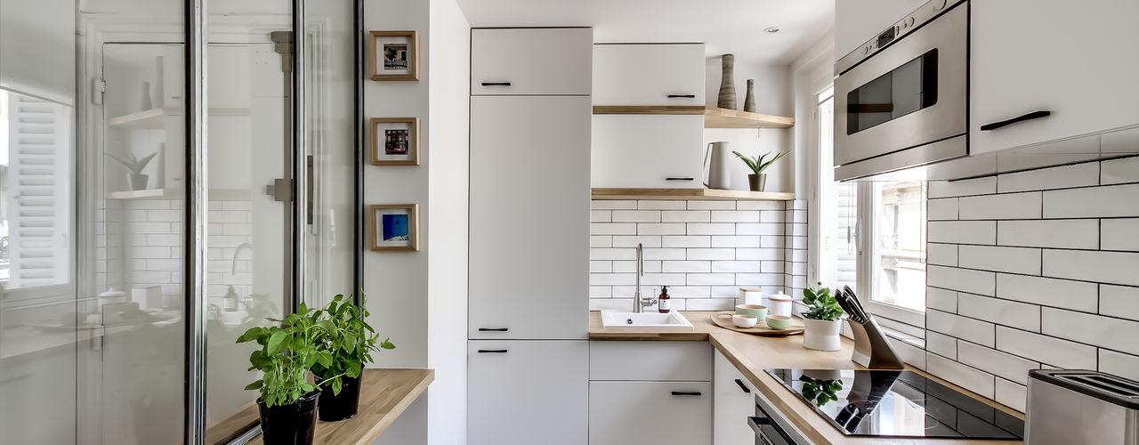 bypierrepetit Scandinavian style kitchen