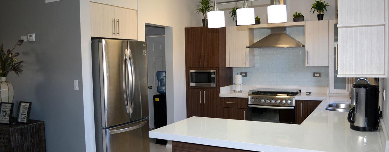 Toren Cocinas Cocinas de estilo moderno