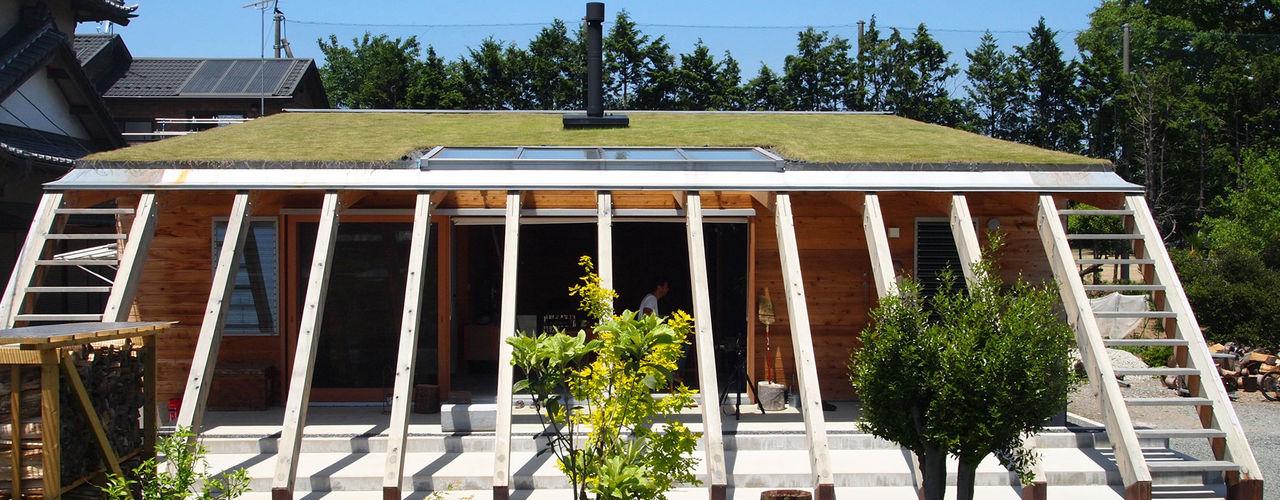 mat house KAZ建築研究室 オリジナルな 家