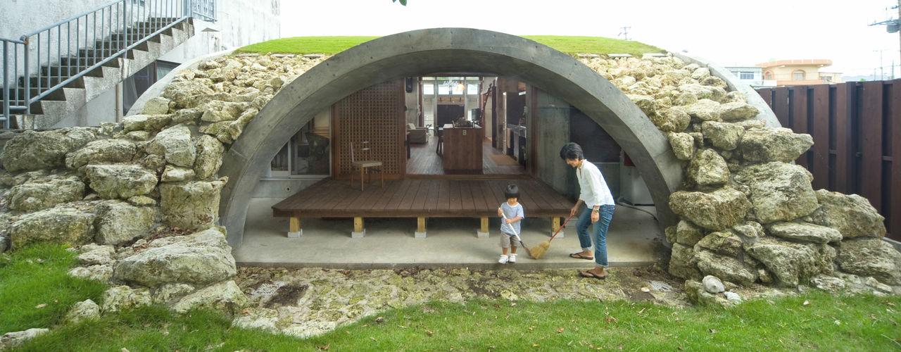 Atelier Nero Asian style houses