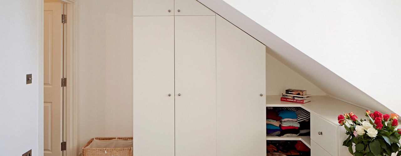 Kilburn High Road Duplex Collective Works Modern Bedroom