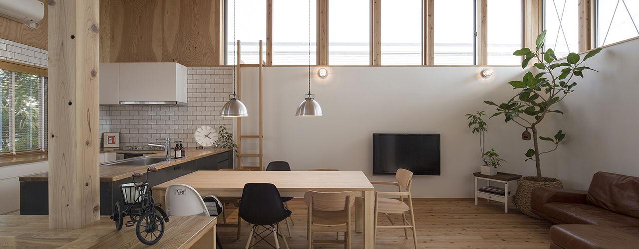株式会社建楽設計 Living room