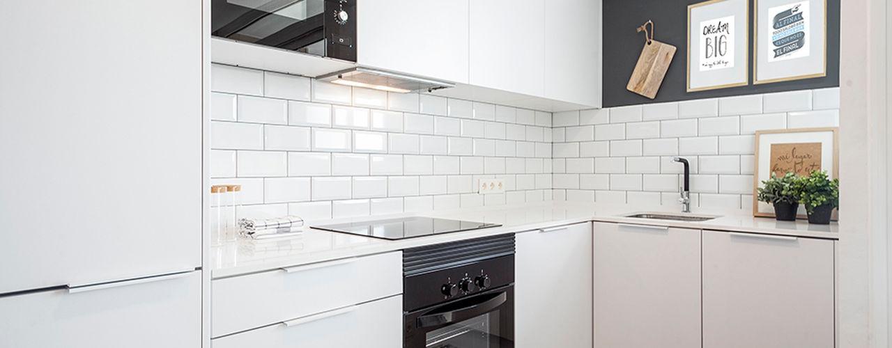 Dröm Living KitchenCabinets & shelves